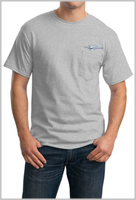 Sport Cruiser T-shirt w/ Pocket